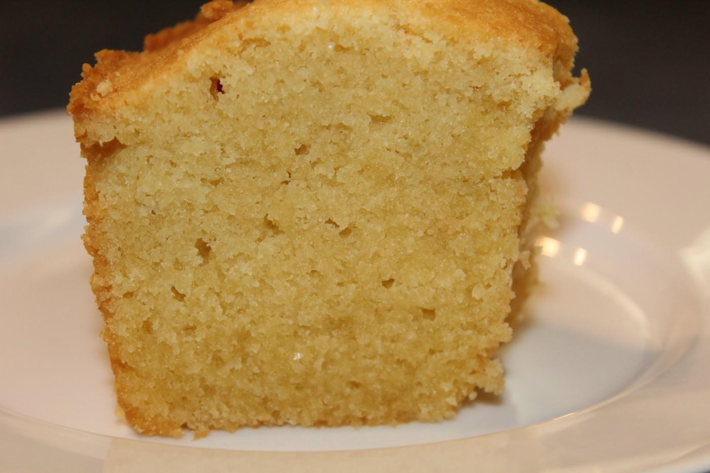 Culinary Corner Butter Cake